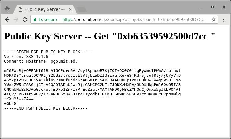pgp-public-key-server