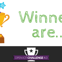 Winners of the Open IoT Challenge 4.0